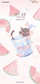 夏天的西瓜汁喵G