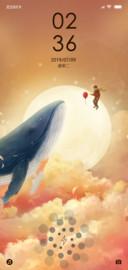 与鲸的天空之旅